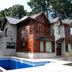 Una casa muy particular : Piletas de estilo  por Susana De Angeli