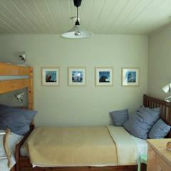 Dormitorios infantiles de estilo  por Büro für Solar-Architektur, Colonial