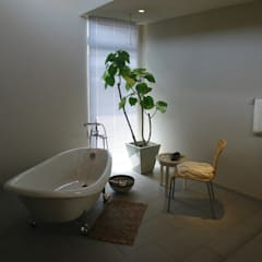 homifyが手掛けた浴室