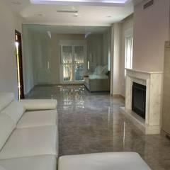 Iluminación indirectas : Comedores de estilo  de elisea diseño interior