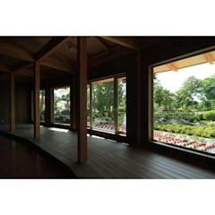 by 関建築設計室 / SEKI ARCHITECTURE & DESIGN ROOM Rustic