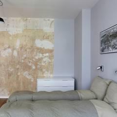 """""""Wohnung Amit"""":  Schlafzimmer von Birgit Glatzel Architektin"""