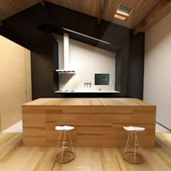 Projekty,  Hotele zaprojektowane przez GAUDIprojectos