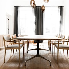 House near Berlin:  Dining room by Loft Kolasinski