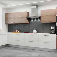 Minimalistische keukens van ARCHE VISTA Minimalistisch