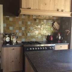 Realisaties:  Keuken door Den Ouden Tegel