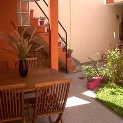 La Casa de Titi - Caballito: Jardines de estilo  por APPaisajismo,Moderno
