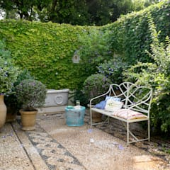 Melian Randolph Modern garden