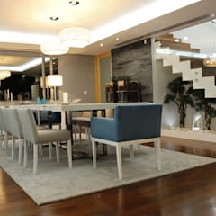 PROJECTO 3: Salas de jantar  por Grupo HC