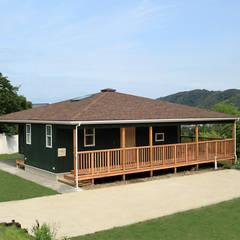 葉山下山口の家: hondaが手掛けた家です。