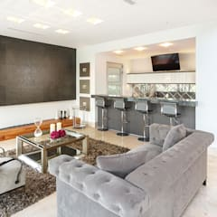 modern Living room by Imativa Arquitectos