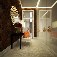Closet : Closets  por DZINE & CO, Arquitectura e Design de Interiores
