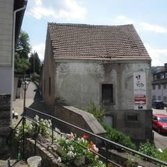 Vorher:  Terrasse von erdudatz