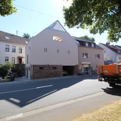 Strassenansicht:  Terrasse von erdudatz