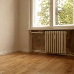 """""""Wohnung A & P"""":  Schlafzimmer von Birgit Glatzel Architektin"""
