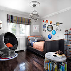 Nursery/kid's room by ANNA DUVAL, Industrial
