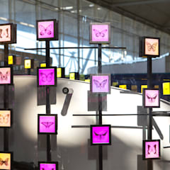 Itsu Stansted :  Airports by Cinimod Studio