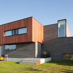 Woonhuis Ter Borch, Groningen:  Huizen door De Zwarte Hond