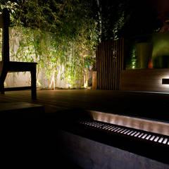 Exteriores Moradia ML - Restelo: Jardins  por Visual Stimuli,Moderno