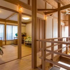伊勢Yさんのいえ: shu建築設計事務所が手掛けた子供部屋です。