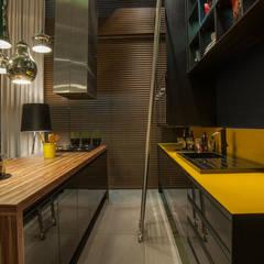 آشپزخانه by Pulse Arquitetura