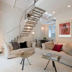 Livings de estilo  por bilune studio