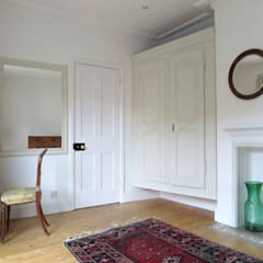 Dressing Room:  Dressing room by Paul D'Amico Remodels