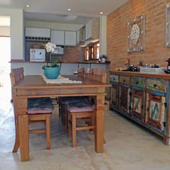 Dining room by RAC ARQUITETURA