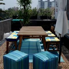 Terrace by Sandra Molina