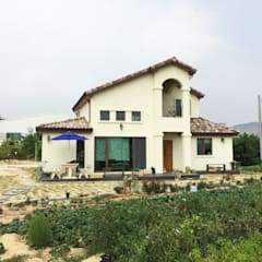 Houses by 21c housing, Mediterranean
