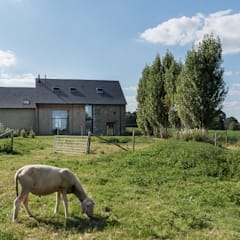 Houses by Briand Renault Architectes