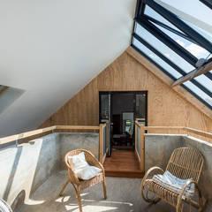 landhausstil Wintergarten von Briand Renault Architectes