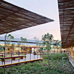 Shopping Centres by BAMBU CARBONO ZERO