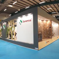Exhibition centres by Derin İnşaat ve Mimarlık