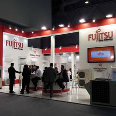 Derin İnşaat ve Mimarlık – Fujitsu:  tarz Sergi Alanları