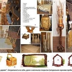 Just wood: Спальни в . Автор – GNAdesigngroup