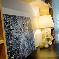 Salones de estilo  de Super StudioB, Moderno