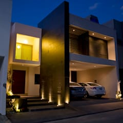 Houses by fc3arquitectura, Modern
