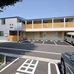 西側の外観: モリモトアトリエ / morimoto atelierが手掛けた学校です。
