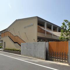 あおいそら保育園: モリモトアトリエ / morimoto atelierが手掛けた学校です。