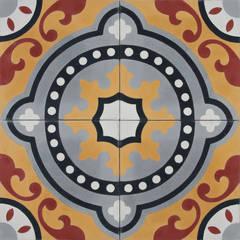 Marokkaanse cementtegels van Articima artikelnr. 501:  Bars & clubs door Articima
