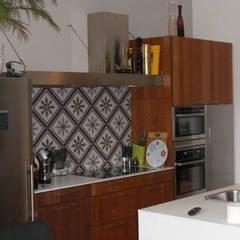 Marokkaanse cementtegels van Articima artikelnr. 400: mediterrane Keuken door Articima