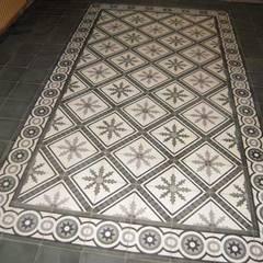 Marokkaanse cementtegels van Articima artikelnr. 400:  Gang en hal door Articima