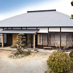 外観: 吉田建築計画事務所が手掛けた家です。
