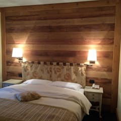 Bedroom by Sangineto s.r.l, Rustic
