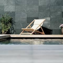 Haus W_Wien:  Pool von Woborsky interiors