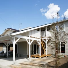 A's HOUSE: dwarfが手掛けた家です。