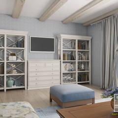 Комната отдыха: Медиа комнаты в . Автор – Елена Марченко