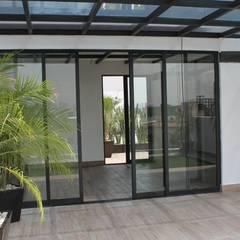 بالکن،ایوان وتراس by F.arquitectos