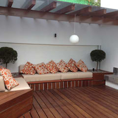 Terrace by F.arquitectos